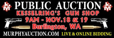 Kesslerings Gun Auction!
