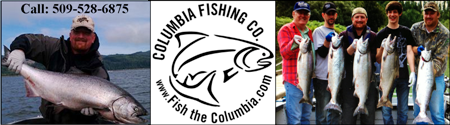 Experience World Class Salmon Fishing.
