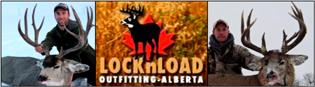 LockNLoad Outfitting – Central Alberta Outfitter