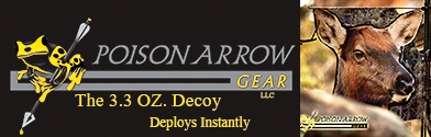 Poison Arrow Gear. Home of the Small, Light, and Deadly.