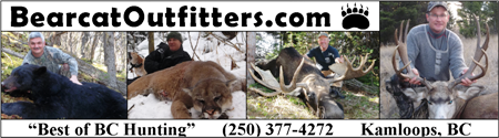 Bearcat Outfitters - Best of BC Hunting